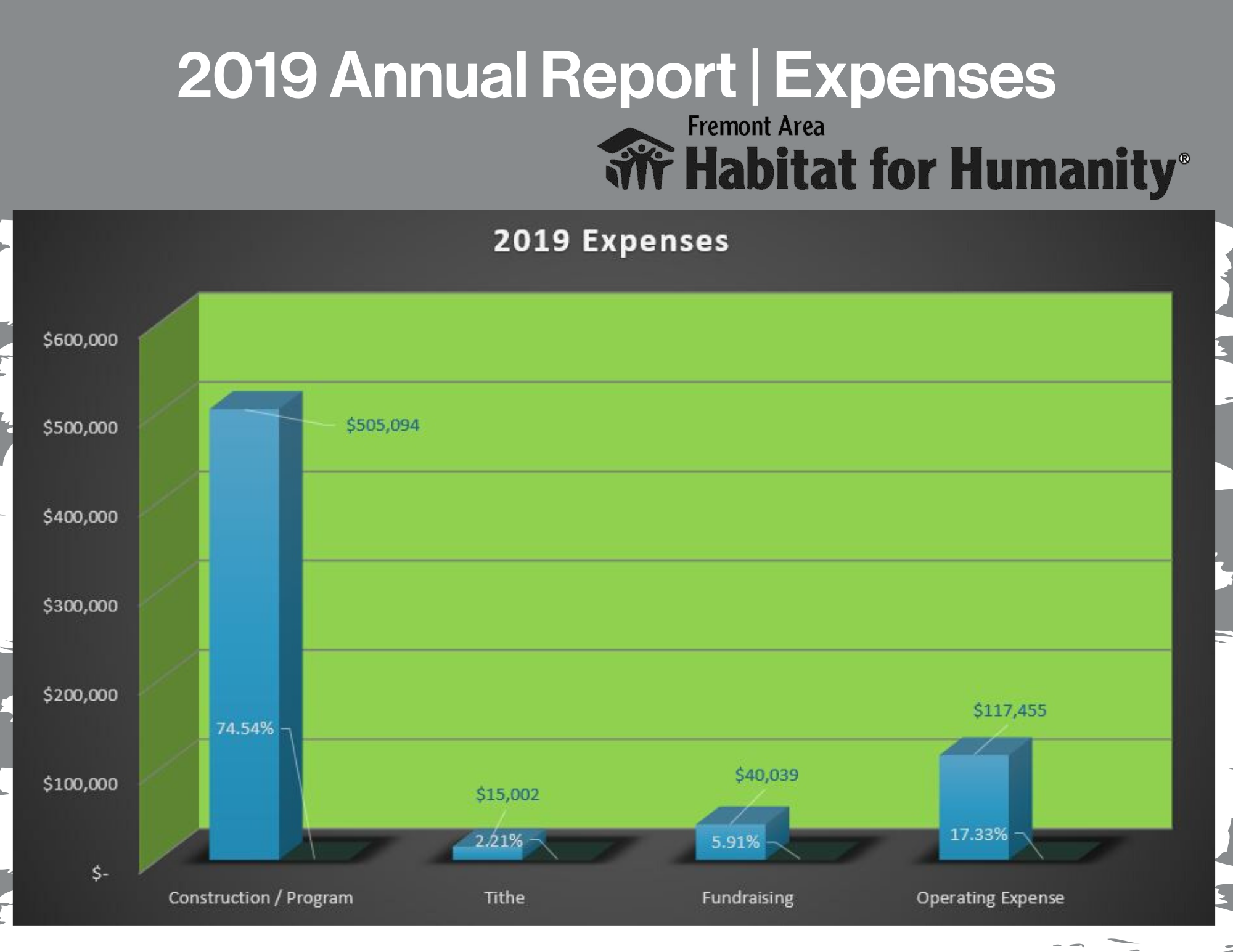 2019 Annual Report - Expenses