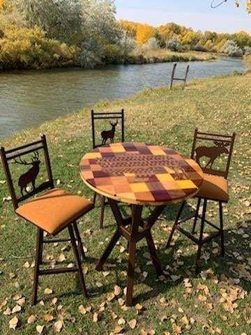 Buffalo Pub Table