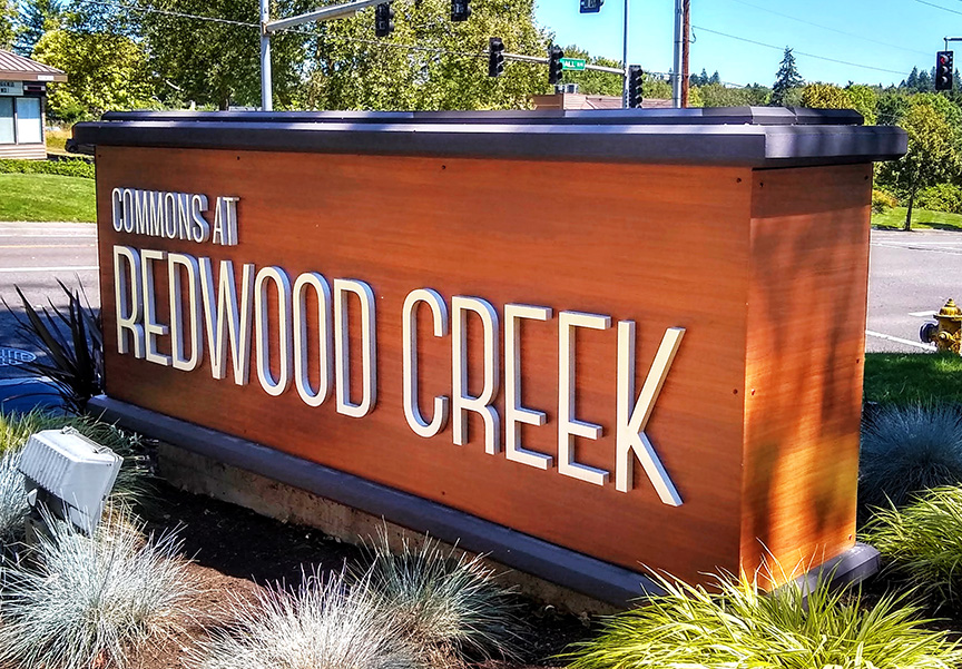 COMMONS AT REDWOOD CREEK
