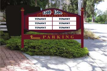 Custom Post & Panel Signs