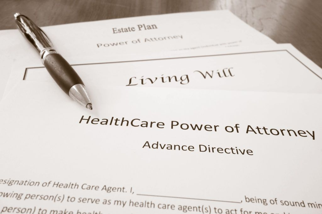 Advance Directives: Planning in Advance for your Healthcare