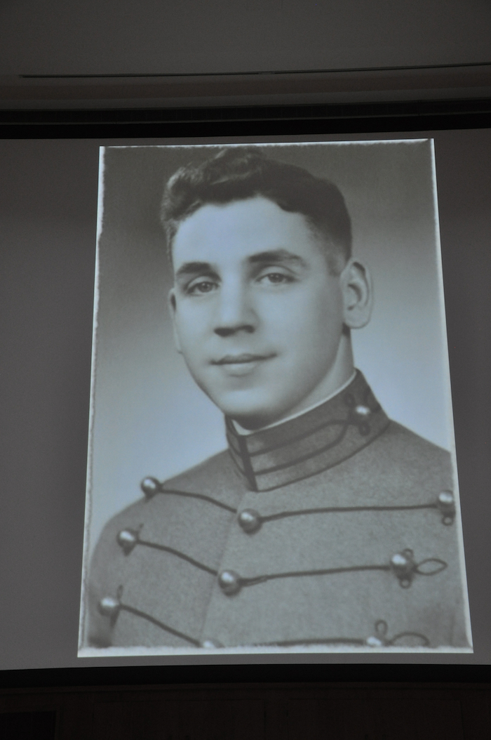 Linc Faurer - West Point graduation photo.