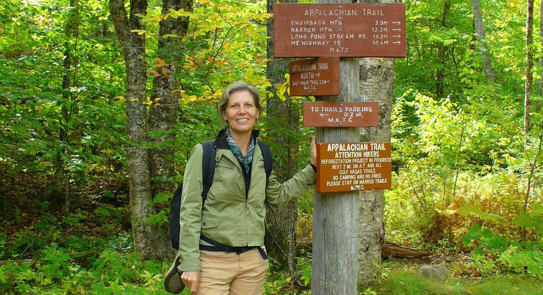 Join Joan Maloof for Nature's Temples on Wednesday, October 26...