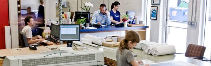 Digital printing and file management