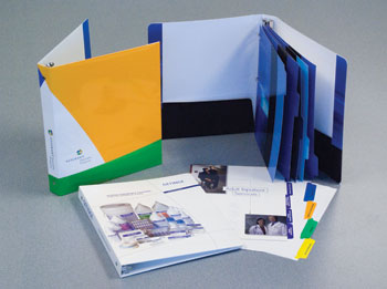 Presentation Folders & Binders