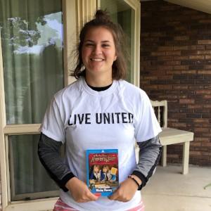 Summer Volunteers: Kids Helping Kids