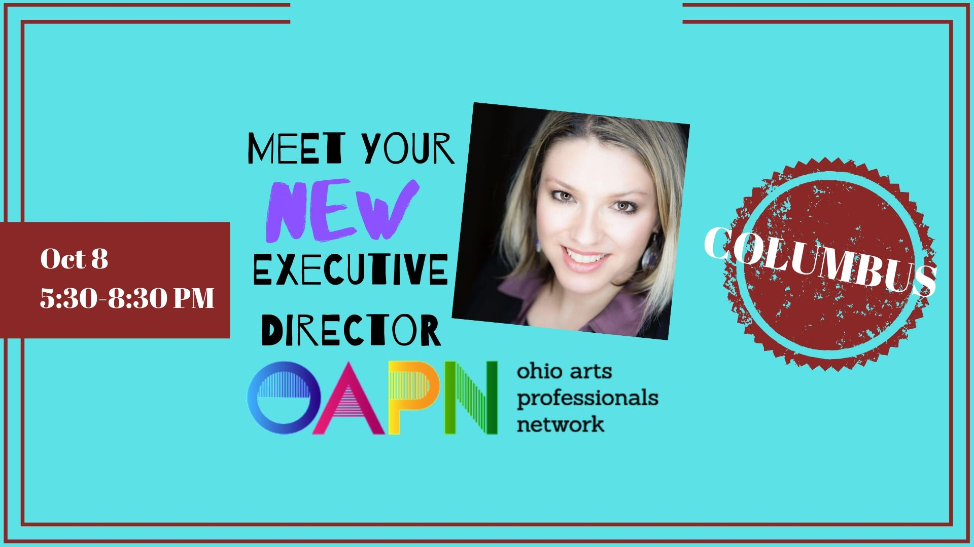 Meet Your New Executive Director - Columbus