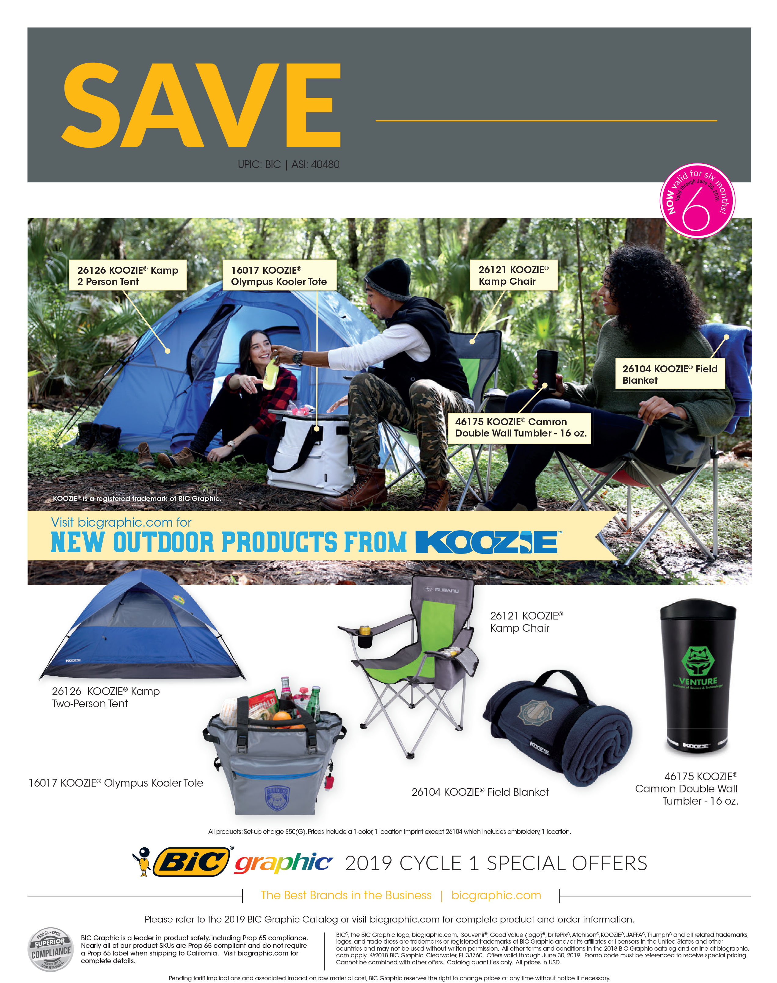 BIC Cycle One Deals - Click on Picture