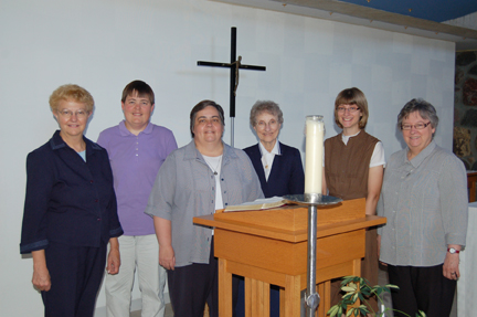 Come and See Vocation Live In for Women - Sept. 28-30