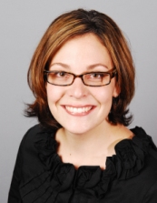 The Lincoln AMA is Pleased to Announce December's Marketer of the Month, Meagan Liesveld of CEDARS Home for Children