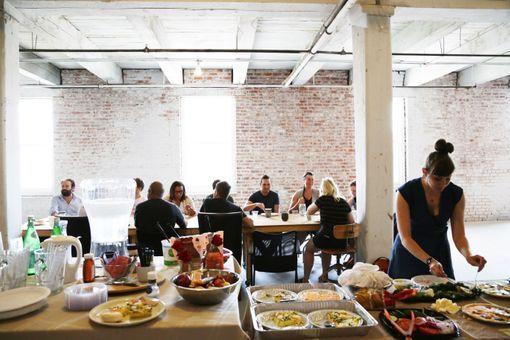 Residency Meet + Eat