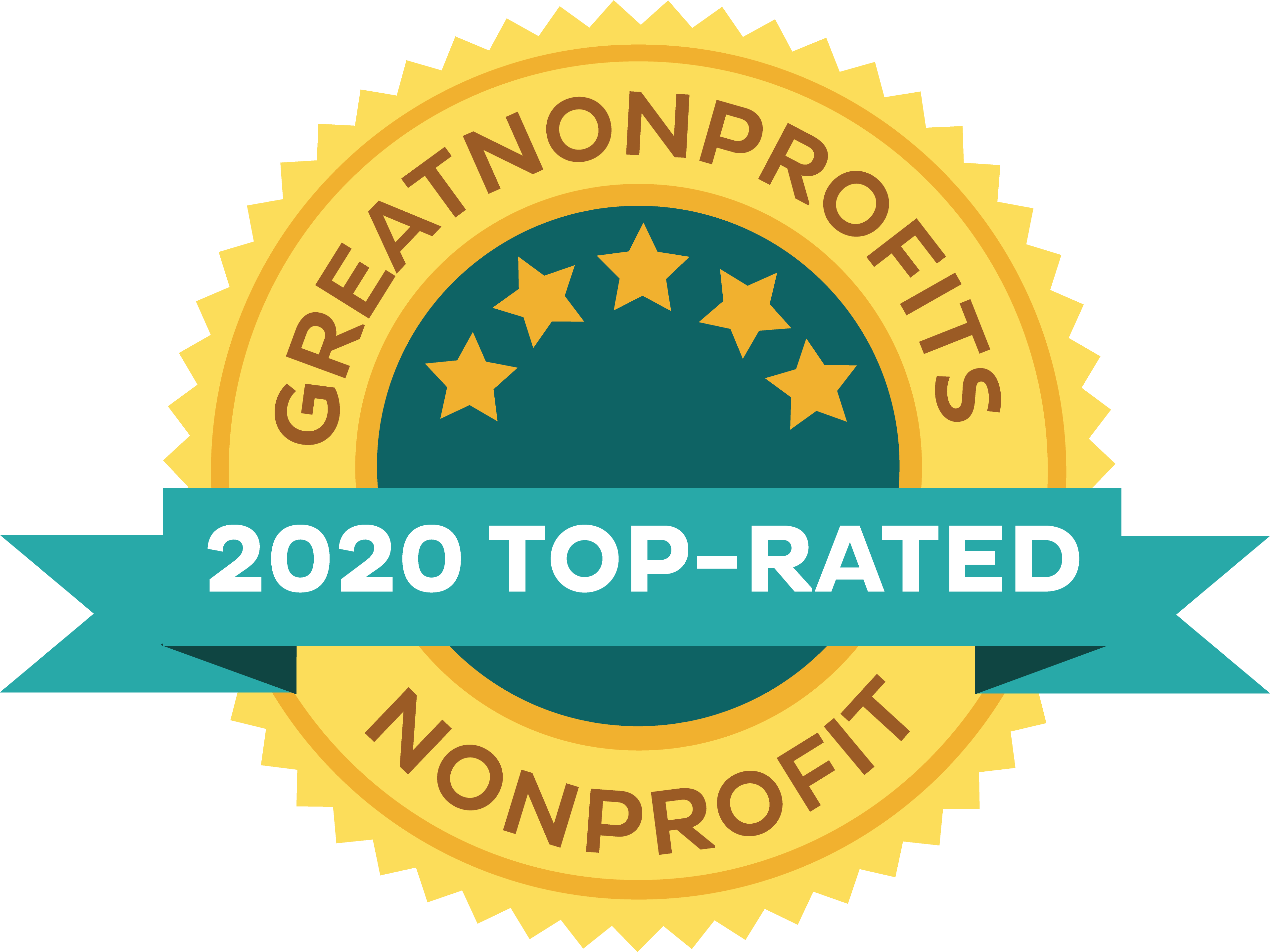 Great Nonprofits Top-Rated Seal