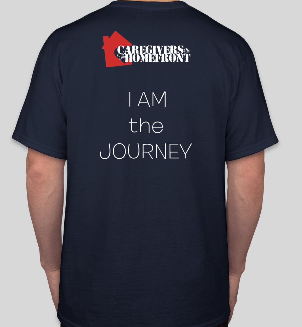 I Am the Journey T-Shirt