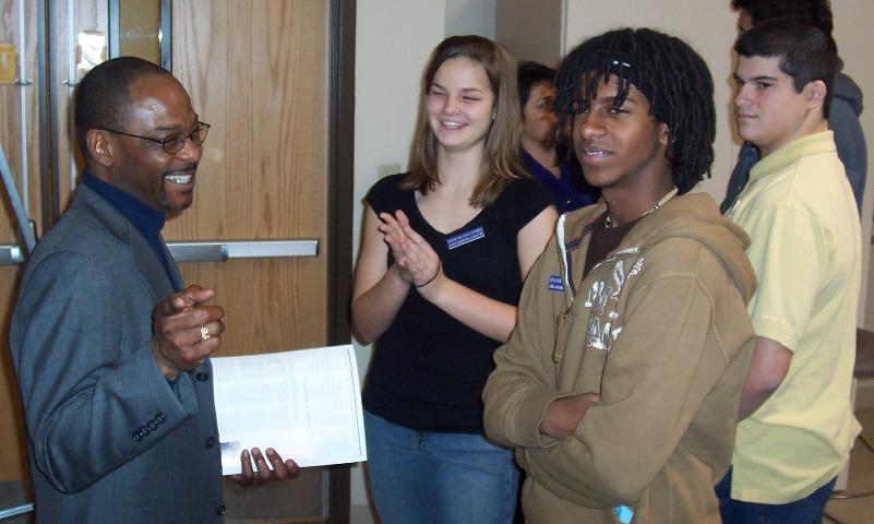 Youth Leadership Lincoln Seminar