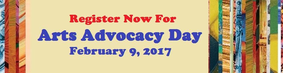 2017 Arts Advocacy Day