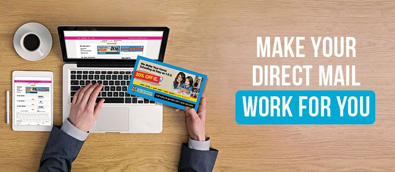 Make Direct Mail Work For You