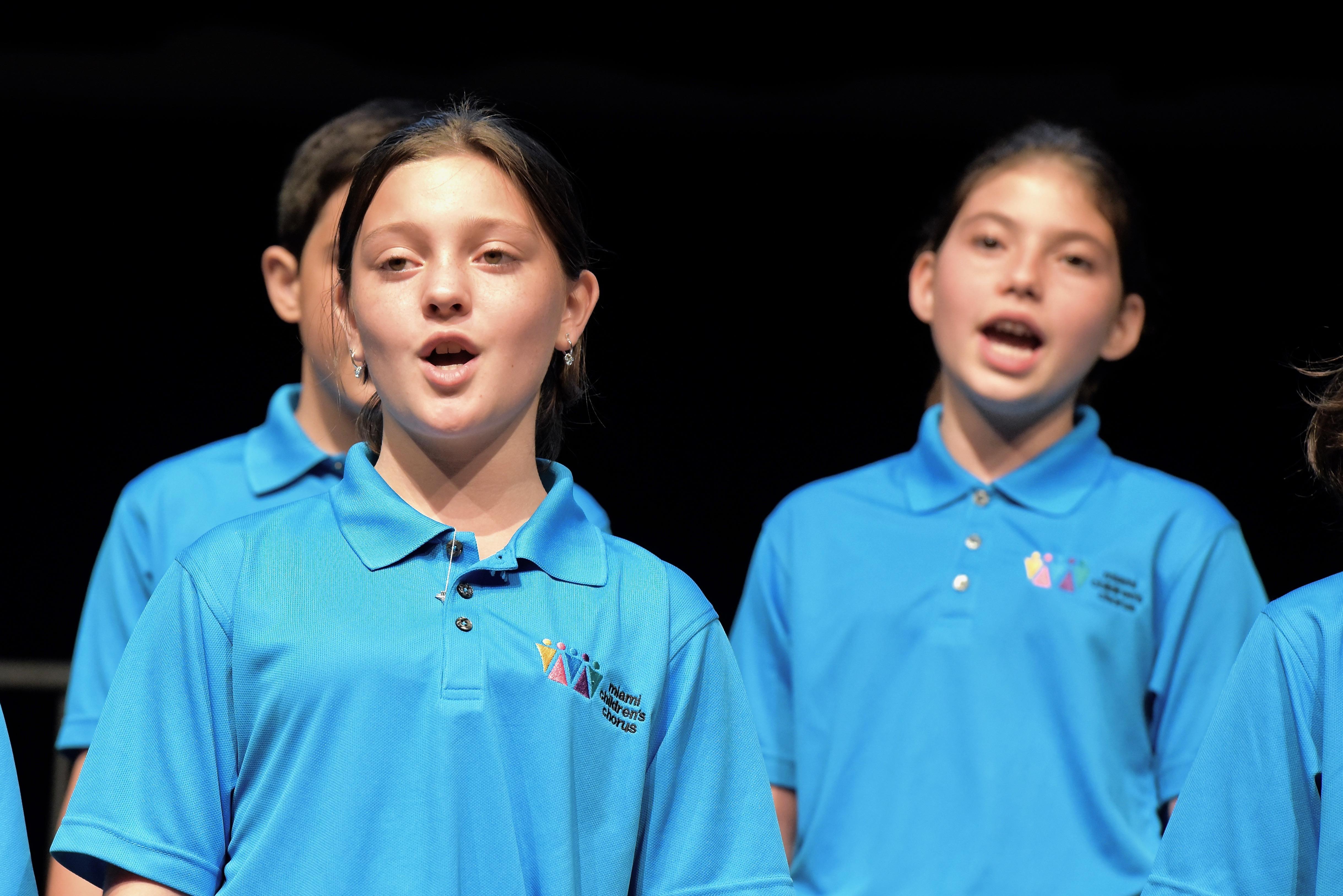Behind the Scenes - MCC's Intermediate Chorus