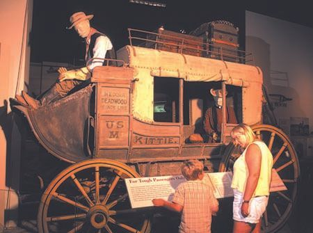 January 2021-The Travels of Kittie the Stagecoach