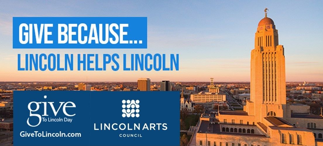 Lincoln truly does come together to support the arts!