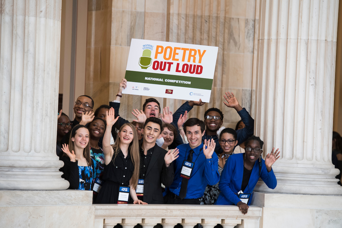 2017 Poetry Out Loud