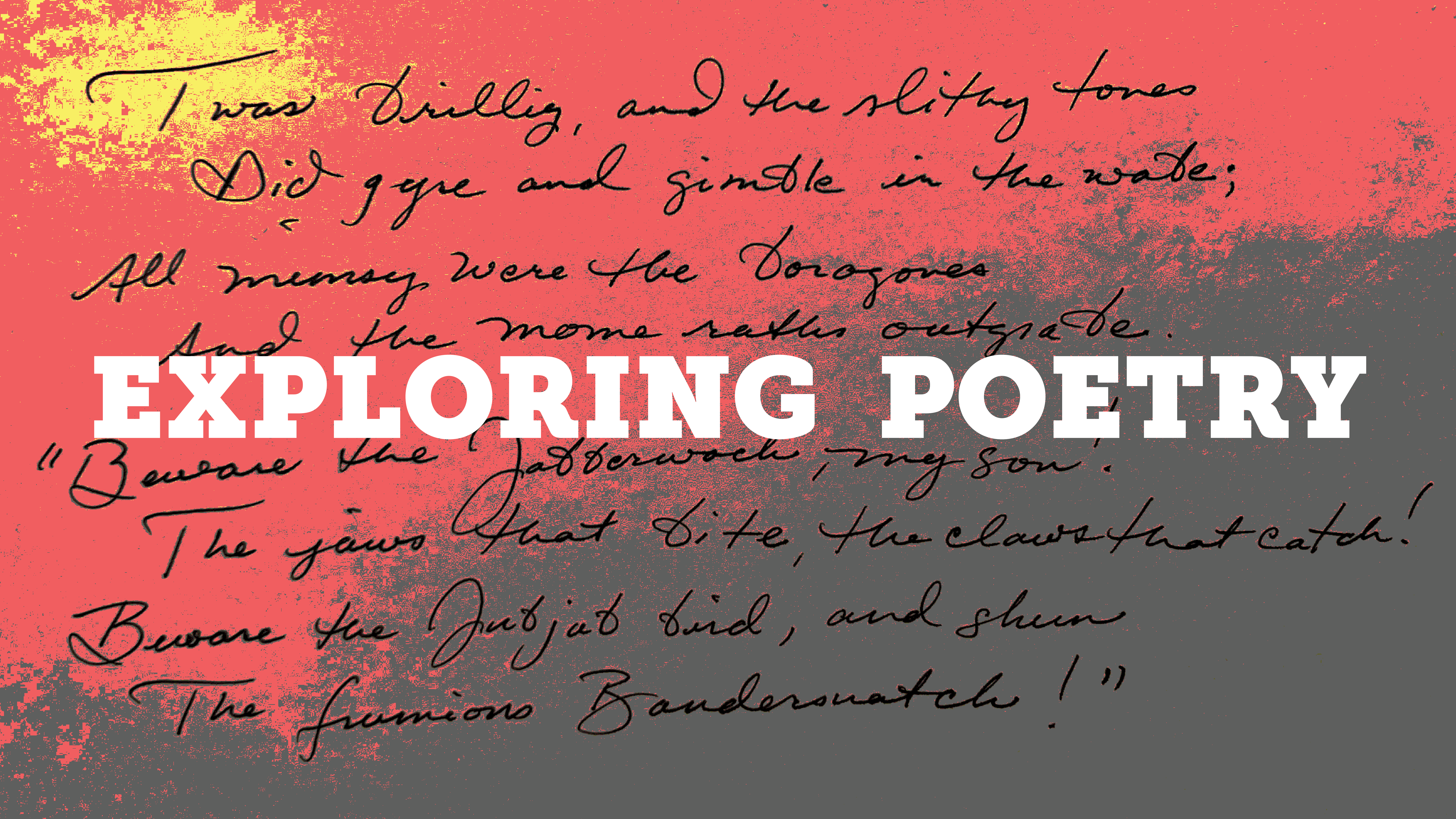 Exploring Poetry with Travis Mateer