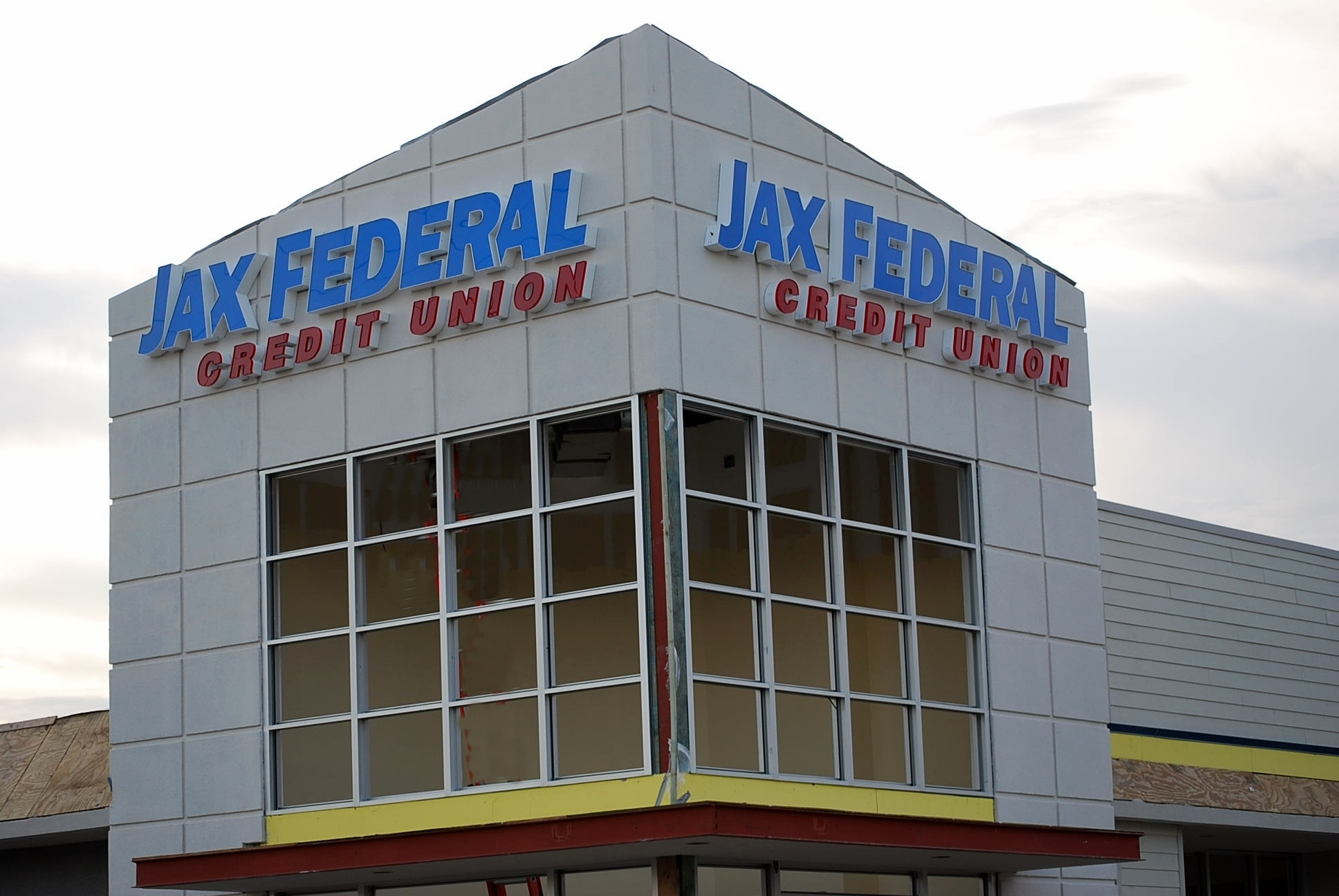 JAX FEDERAL CREDIT UNION