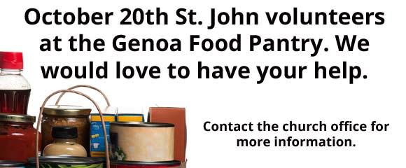 Food Pantry 10-18