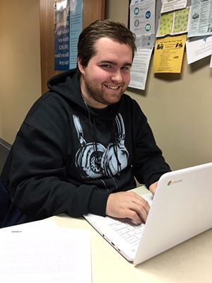 Meet Travis from Sawyer County Adult Literacy
