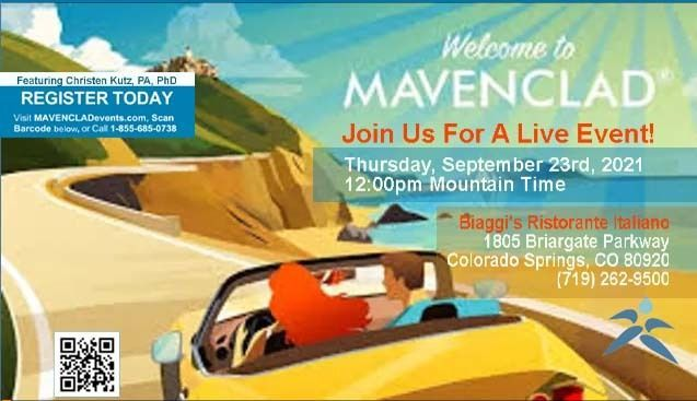 MAVENCLAD In-Person Learning Event