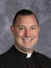 Fr. Marcus Fryer, SJ