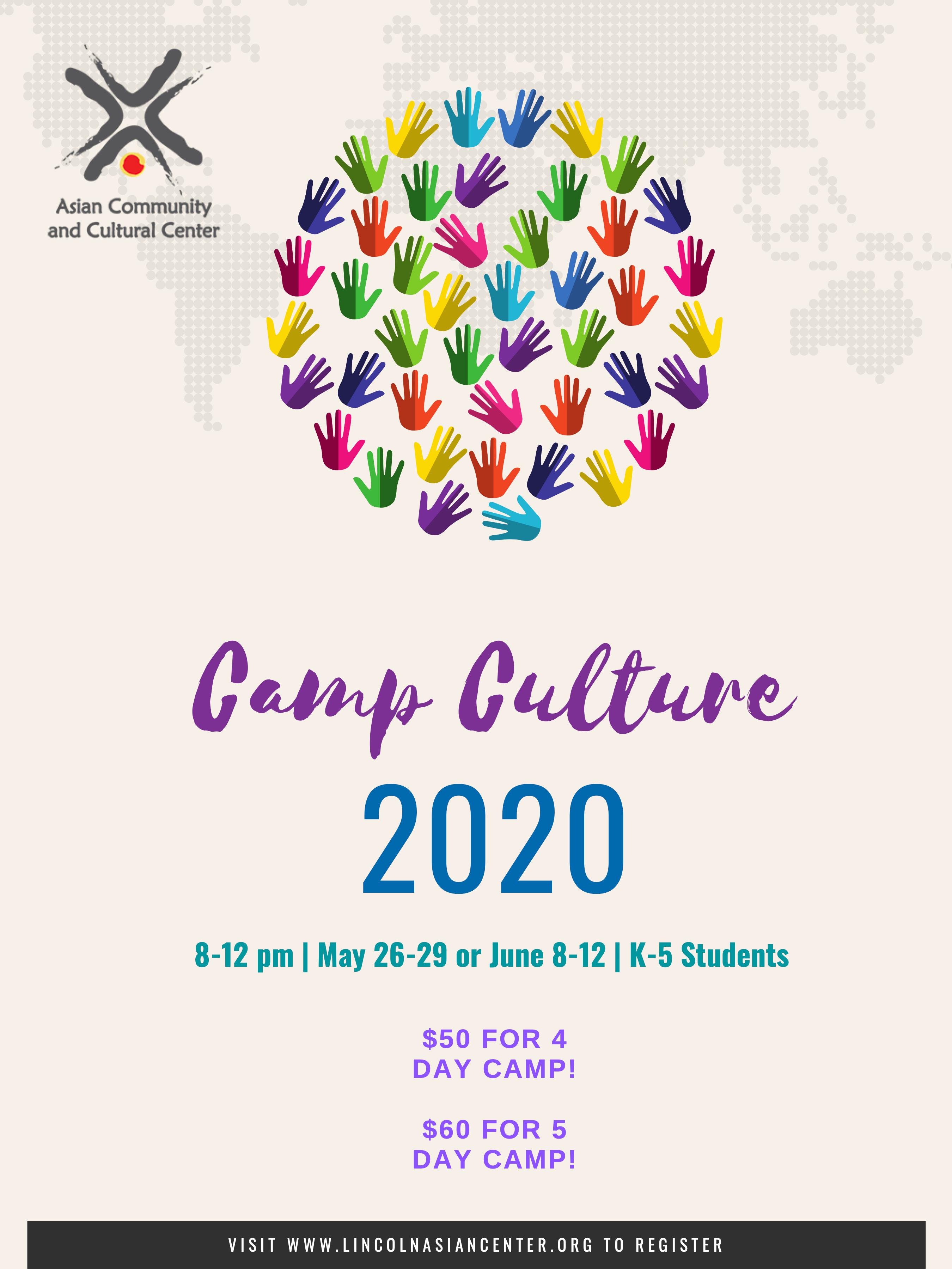 Camp Culture 2020