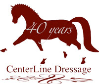 CenterLine Dressage Celebrates 40th Anniversary with Donation for TDF Grant Recipients