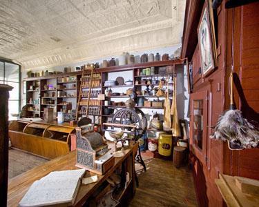 General Store Detail