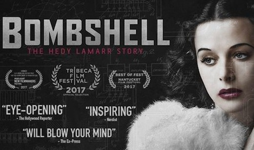 """Bombshell: The Hedy Lamarr Story"""