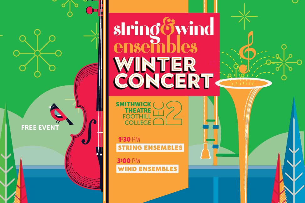 2018 WE SE Winter Concert