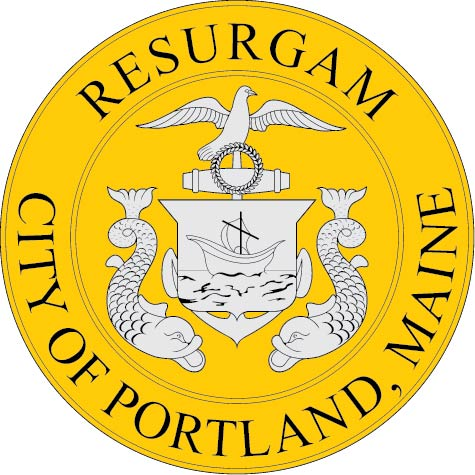 X33139 -   Seal of the City of Portland, Maine