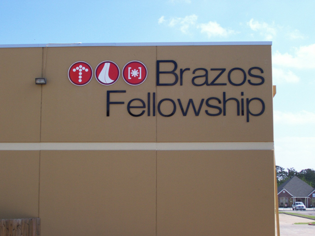 Brazos Fellowship- Manufacture & Installation