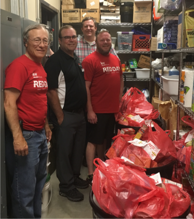 RED Day Food Drive