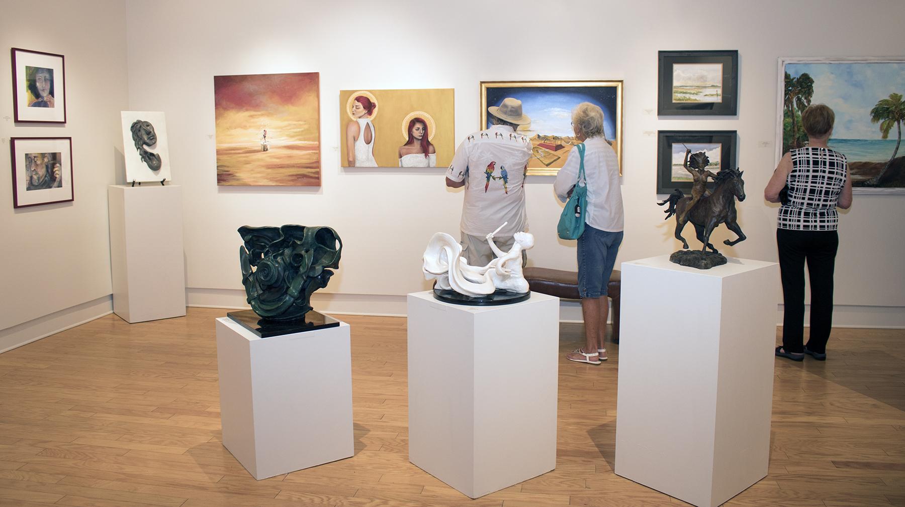 Current Exhibit: Summer Salon