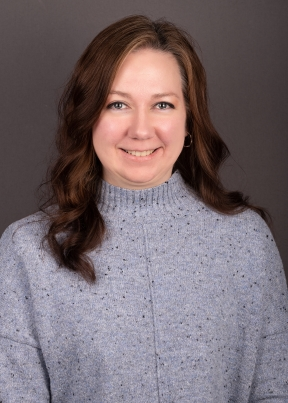 Elaine Vattimo, Circulation Desk Clerk
