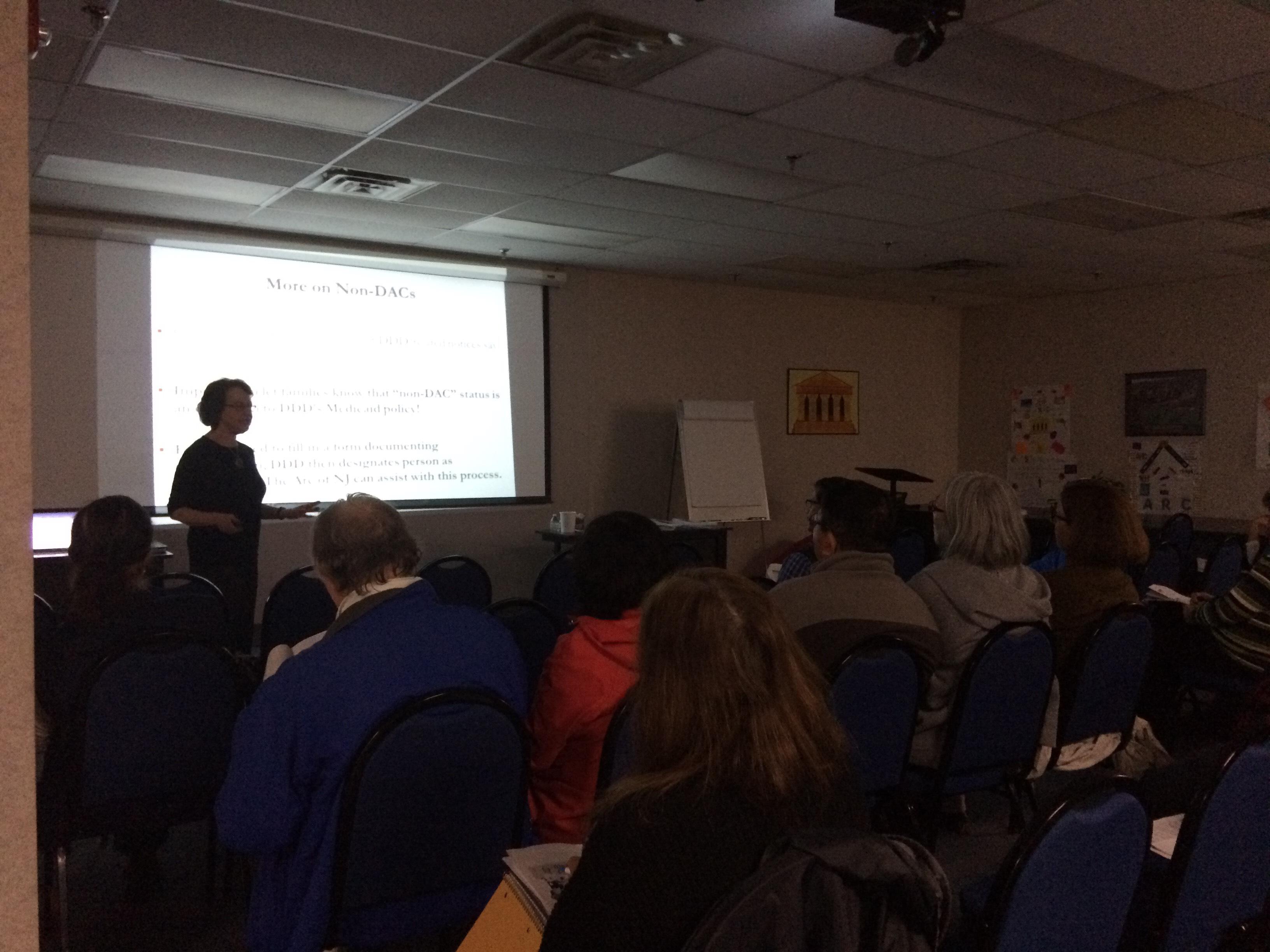 SSI and Medicaid Presentation