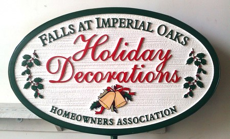 KA20950 - Home of the Month Winner Holiday Decorations