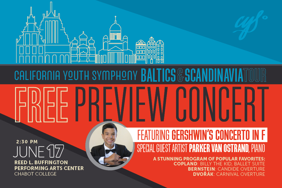 2018 Senior Orchestra Tour Preview Concert