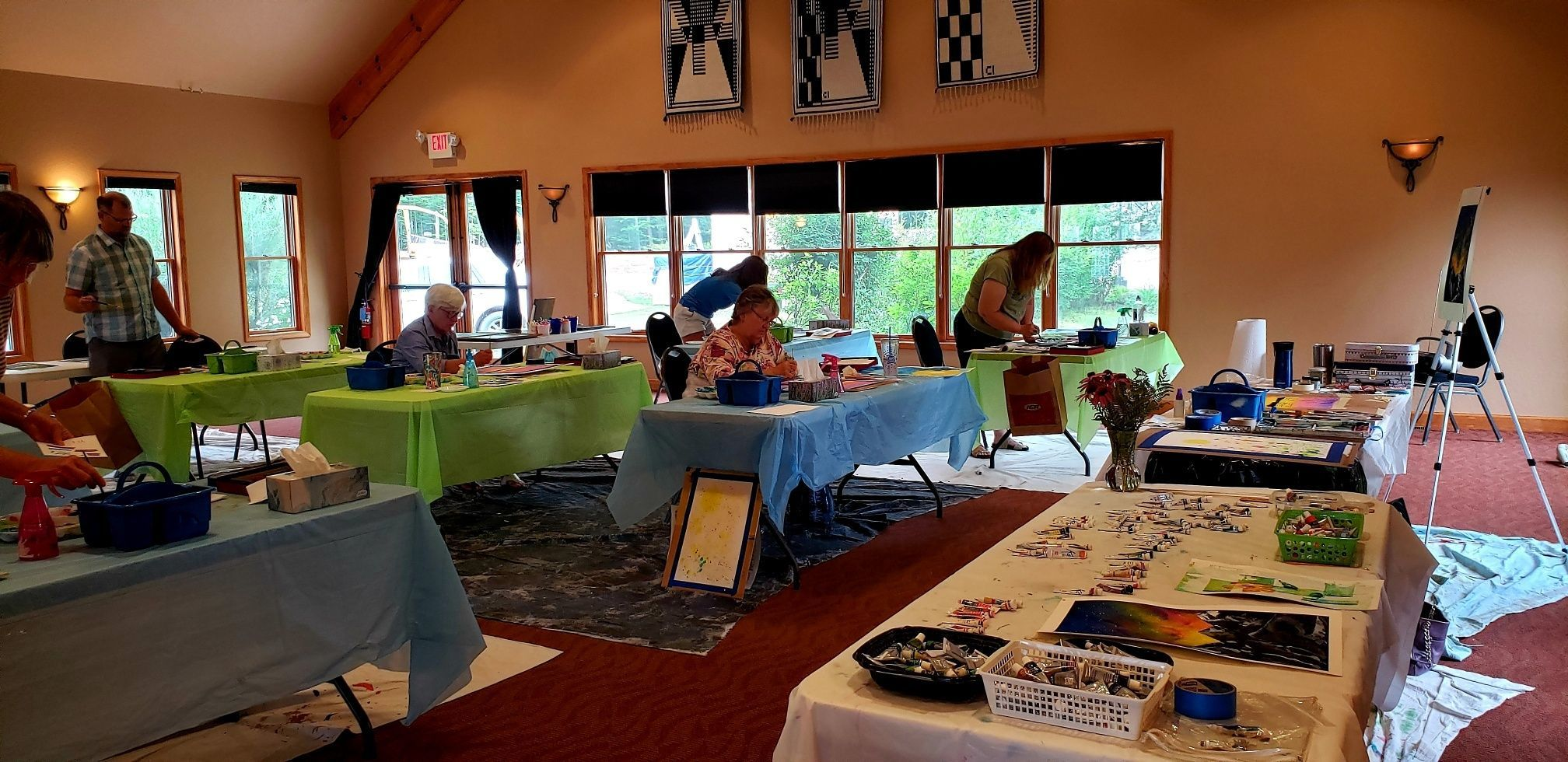 Art Appreciation Workshop with Linda Anderson-Paine 2020