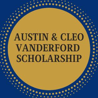 Austin & Cleo Vanderford Scholarship