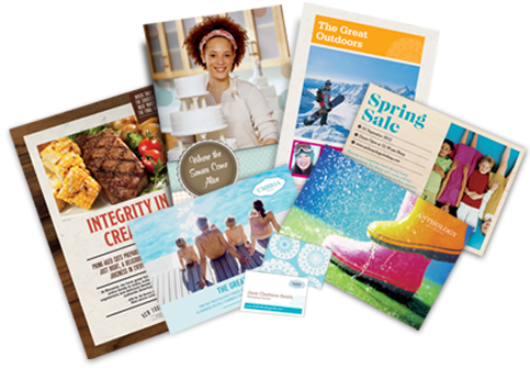 Brochures, Booklets & Sales Sheets