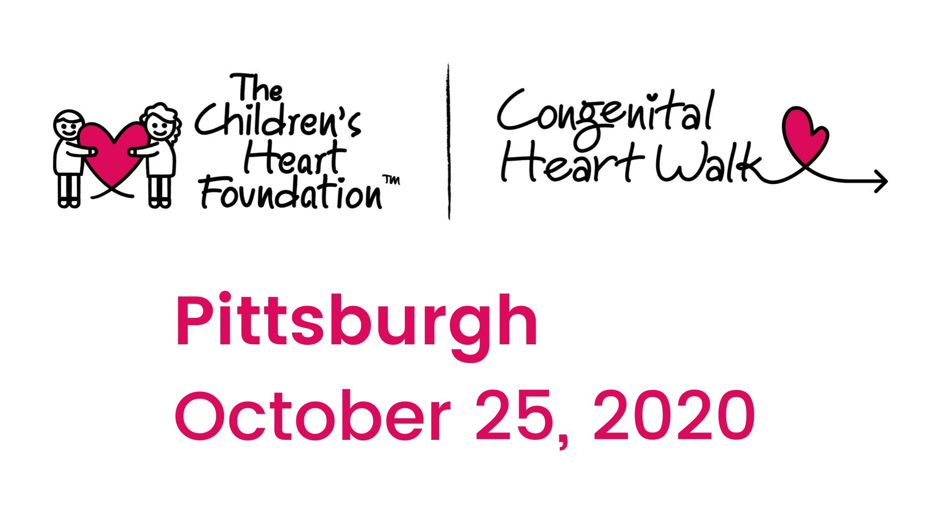 Pittsburgh Congenital Heart Walk