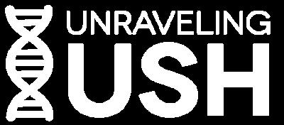Unraveling USH: Image of DNA strand