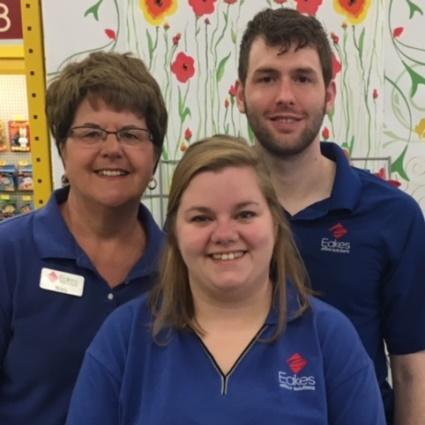 York Eakes Retail Staff