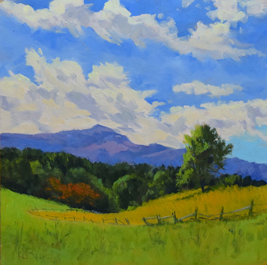 2018 Blowing Rock Plein Air Festival